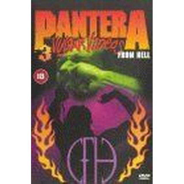 Pantera - 3 Vulgar Videos From Hell [DVD]